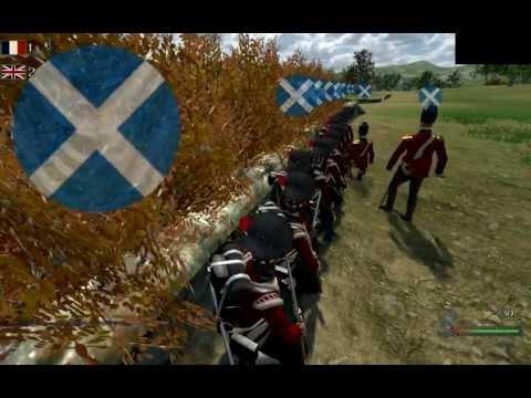 M&B: Napoleonic Wars - Line Battle 28/06/12 (92nd Gordon Highlanders)