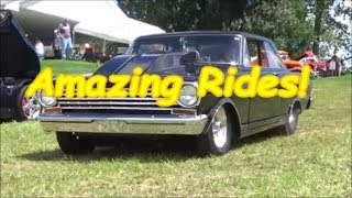 Chicken Run Hot Rods Classics and Muscle Cars DGTV Cars