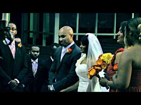 Brandon and Christi's Wedding