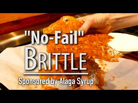 Sponsored | No-Fail Brittle: How To Make Almond Brittle With Stacy Lyn Harris