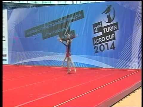 2nd Turin Acrocup - 2014 - Day 2 - Part 2