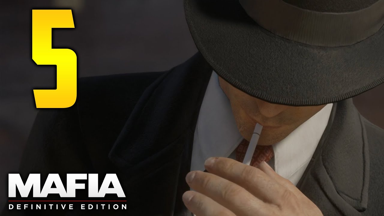 "Mafia Definitive Edition Gameplay Walkthrough - Part 5 ""Intermezzo Two"""