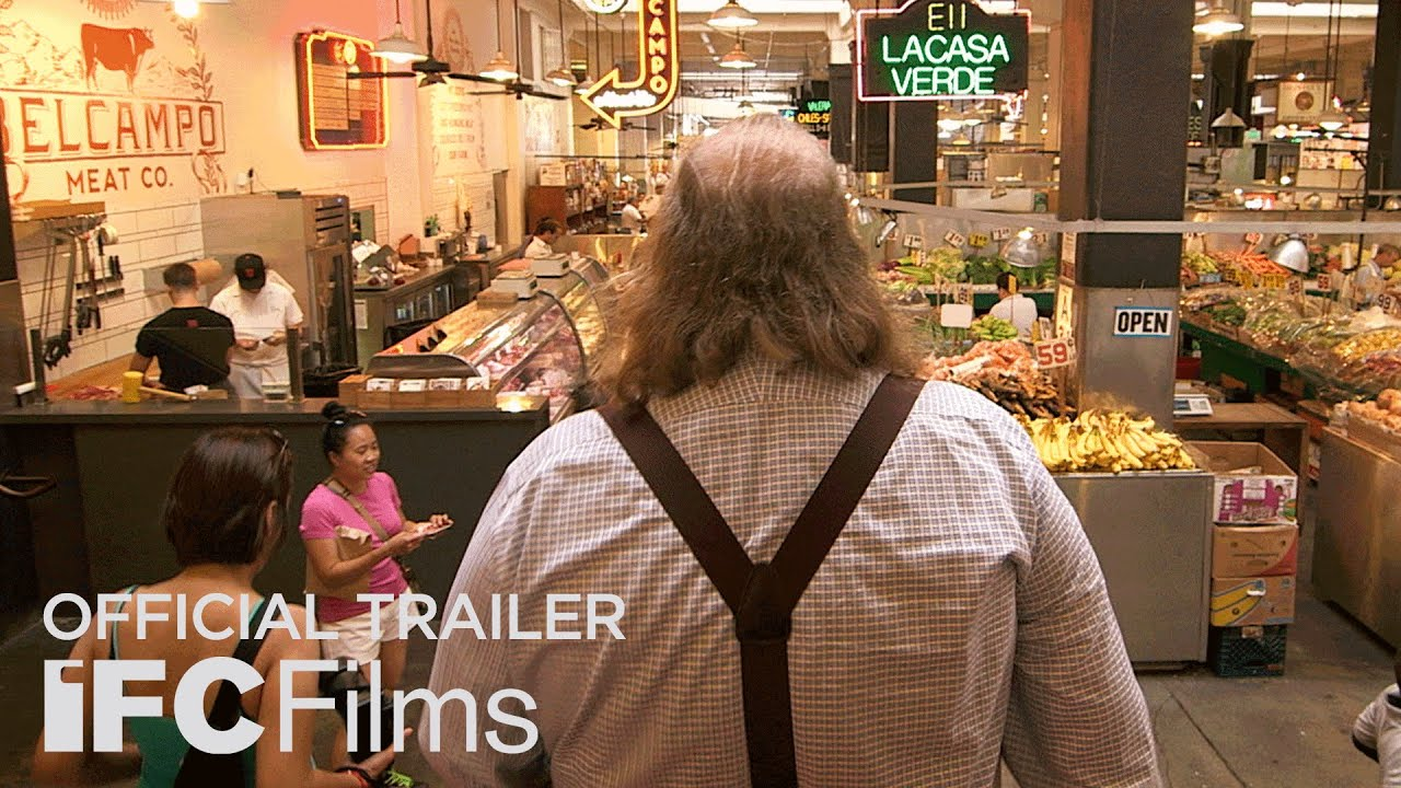 City of Gold - Official Trailer I HD I IFC Films
