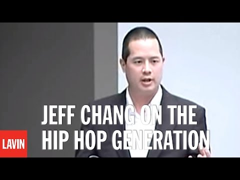 Jeff Chang, author of