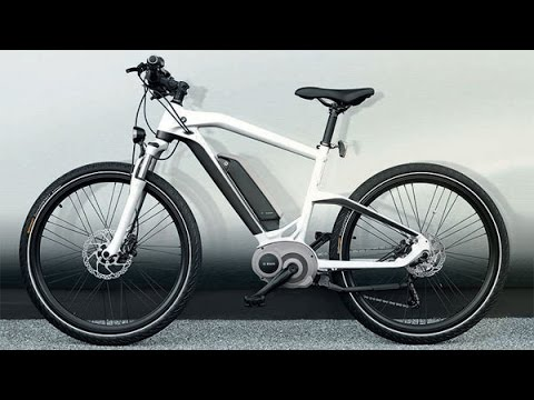 BMW Cruise E-Bike First Ride
