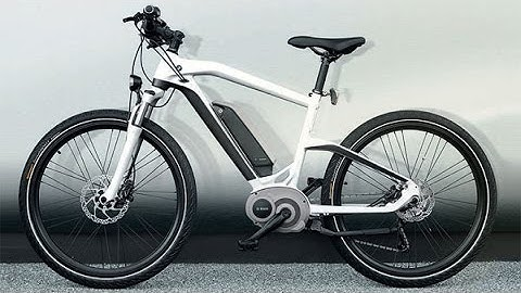 BMW Cruise e-Bike first ride