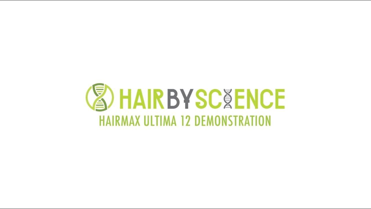 Hairmax Ultima 12 Laser Comb Lllt