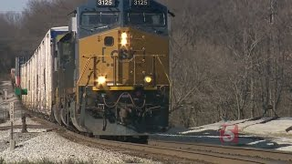 2-Year-Old Boy Struck, Killed By Train In Hopkinsville