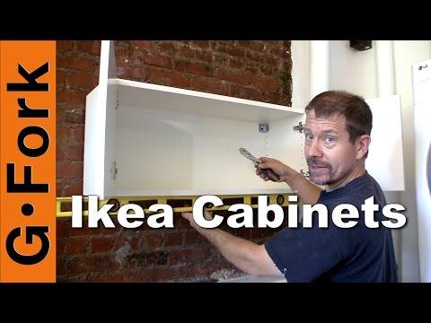 Hang Ikea Cabinets - GardenFork