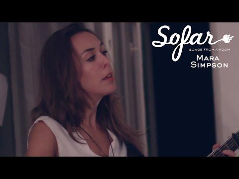 Mara Simpson - What I Would Give | Sofar Berlin
