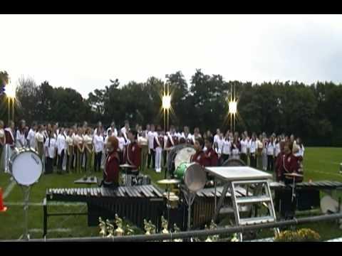 Oct 1 - Verona HS Band Festival - National Anthem - Chorus