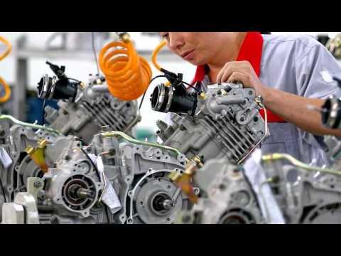 HISUN Manufacturing Facility - YouTube