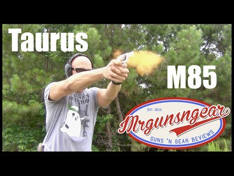 Taurus Model 85 38 Special Revolver Review: Bargain Or Junk? (HD)