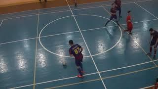 Энергия Виоком Орбита 2 1 тайм Чемпионат мини футбол 2020 21