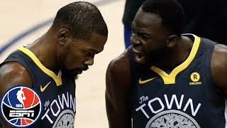How will the Warriors handle Draymond Green-Kevin Durant rift? | NBA on ESPN