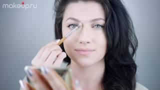 видео Как уменьшить нос с помощью макияжа