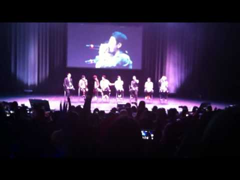 GOT7 in Dallas: Jackson raps to Big Byung