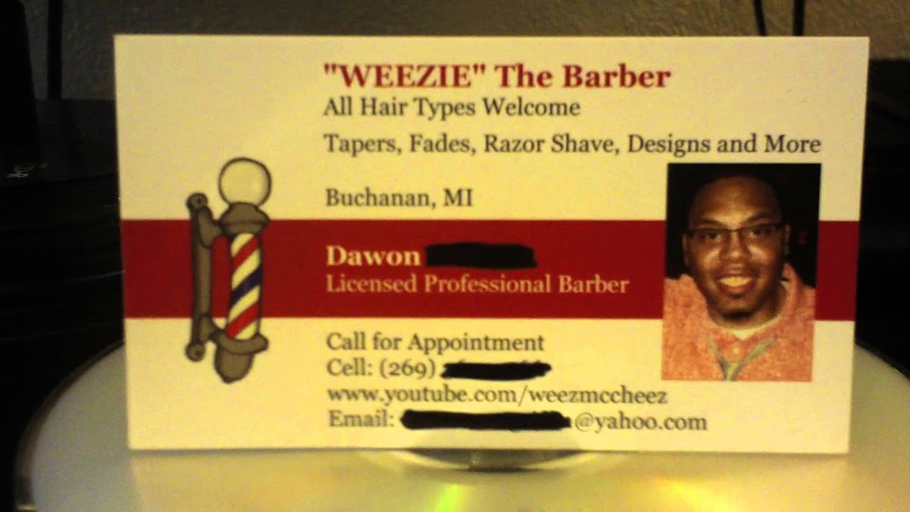 Review business cards from fedex office who are you im weezie review business cards from fedex office who are you im weezie the barber reheart