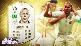 DEBIUT IKONY RONALDO PRIME! FIFA 19: ALVIN I WIEWIÓRKI [#25]