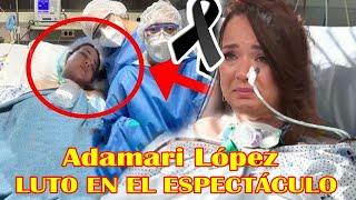 ➕ ULTIMA HORA HACE UNAS HORAS !Triste noticia de la Famosa Actriz Adamari López - DESCANZA EN PAZ