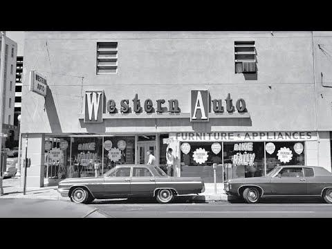 Western Auto - Life in America