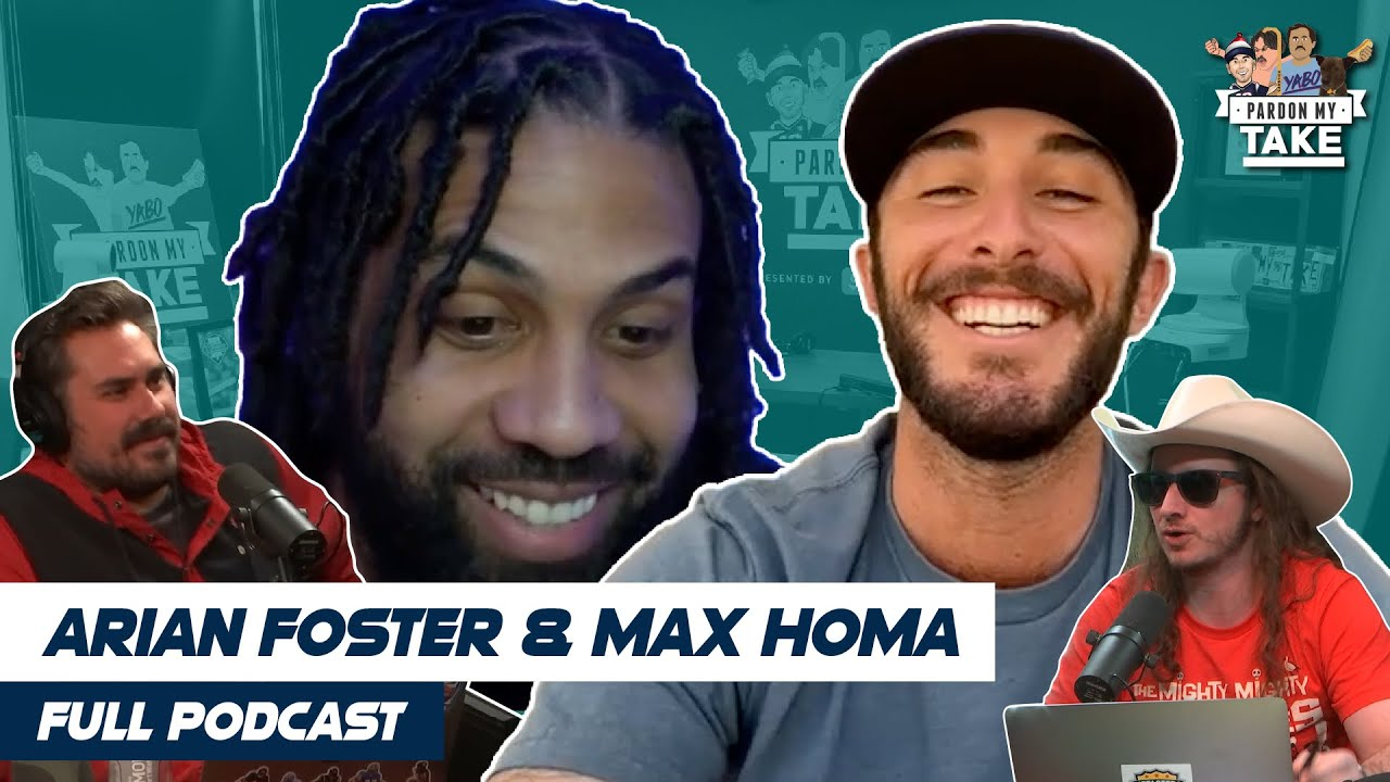 Max Homa & Arian Foster   PMT 2-24-21