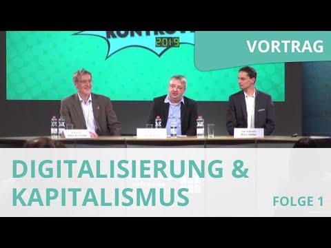 Wie Sich Der Kapitalismus Durch Die Digitalisierung ändern Wird