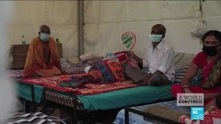 A world confined: FRANCE 24 reports from India to Ethiopia