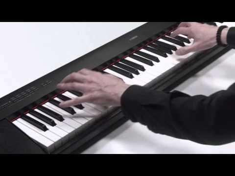 Yamaha Piaggero NP-32 Overview
