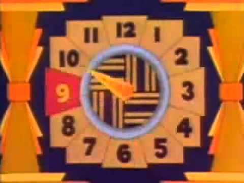Sesame Street 1970's  Pinball Animation