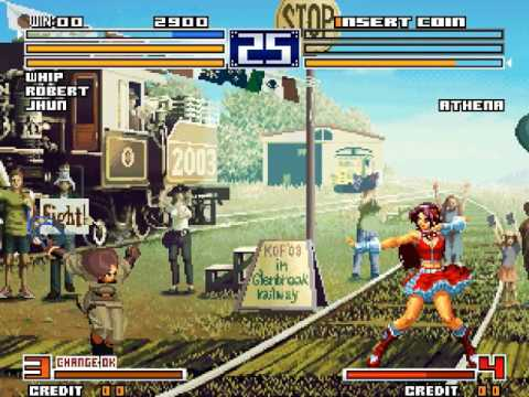 The King Of Fighters Special Edition 2004 Hack Rom