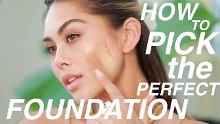 How to Pick the Perfect Foundation | Roxette Arisa