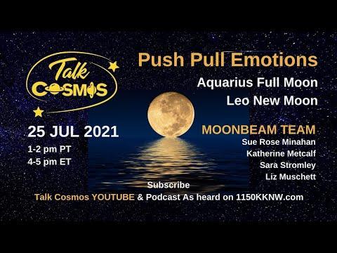TALK COSMOS 25 Jul 21: Moonbeam Team - Push/Pull Emotions