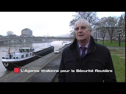 L'agence walonne pour la sécurité routière [Contacts] 17/01/2015