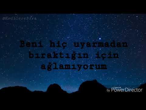 Alexandra Porat-Don't Watch Me Cry TÜRKÇE ÇEVİRİ