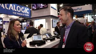 Star micronics interview with international pos