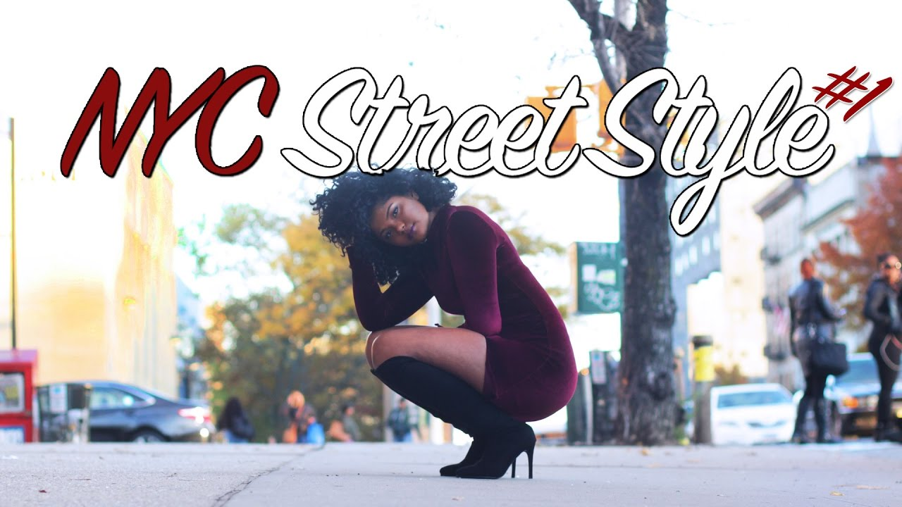NYC Street Style // Fall Lookbook
