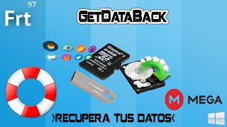 Como descargar Get Data Back Full Portable 2018 link en MEGA (Actualizado)
