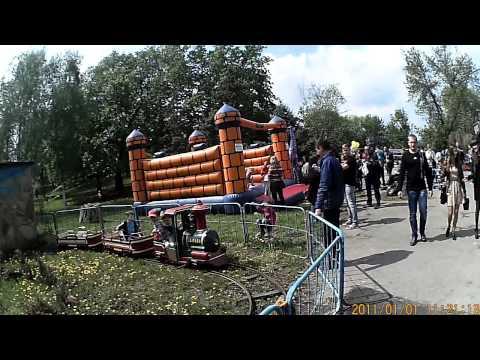 Луганск, Парк им. 1 мая , 01.05.2014 (Часть 2)