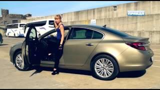 ПОД Капотом: Тест драйв Opel Insignia