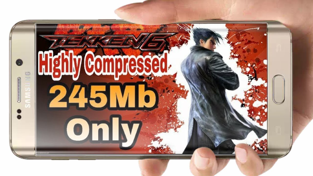 245Mb Highly Compressed || Tekken 6 Download on Android || Proof with  Gameplay |