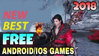 New  Free  Android  &  iOS  Games  2018