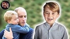 Prinz George - Der charmante junge Mann begeistert einfach alle!