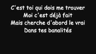 Jena Lee - Banalité Paroles