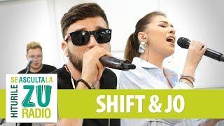 SHIFT feat. JO - Taci Inima (Live la Radio ZU)
