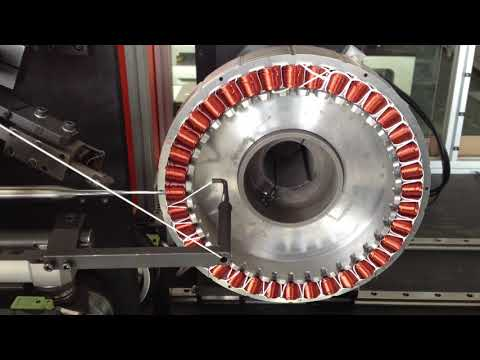New Energy Technology and Motors_Production of electric Motor.