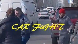 Russian Road Rage Caught on Camera -11.  Дорожные драки разборки
