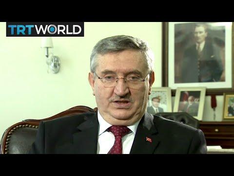 One on One Express: Fikret Ozer, Turkey's Ambassador to Qatar