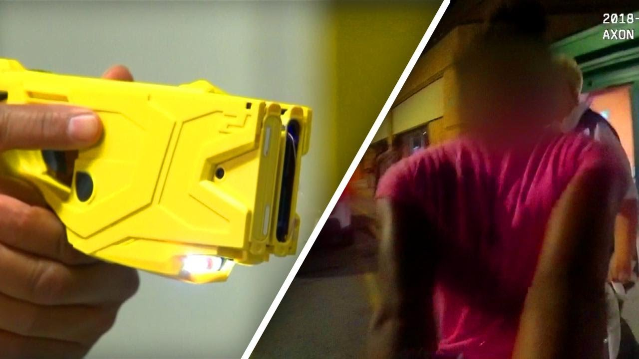 11-Year-Old Girl Stunned With Cop's Taser Will Get $240,000 Payout