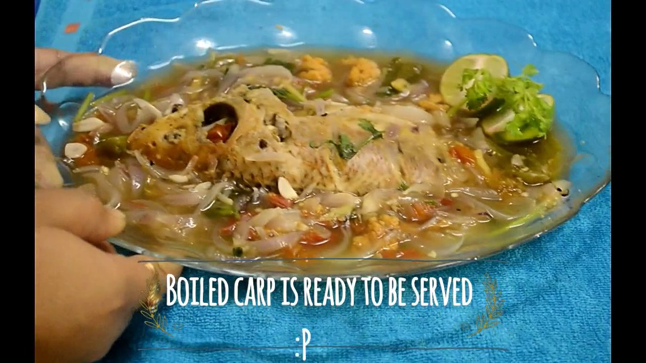 Epic boiled fish easy recipetraditional cuisine foods from epic boiled fish easy recipetraditional cuisine foods from northeast india forumfinder Images